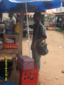 All-purpose market in Mapoly