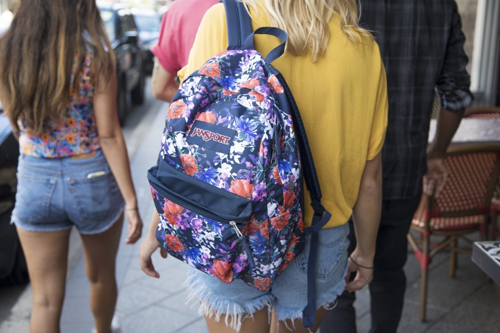 A Jansport Laptop backpack