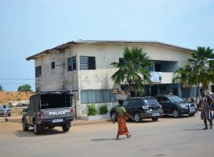 Halakondji, The Benin-Togo Border