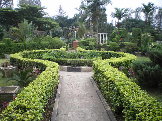 Shodex gardens is also one of the Places to Hangout in Lagos